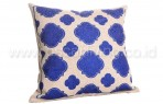 Bantal Sofa Decoration Motif Electric Blue Q1807